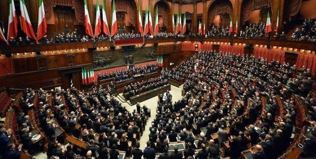 foto del parlamento italiano